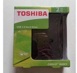 """Опт Бесплатная доставка 2 ТБ Портативный внешний жесткий диск USB3.0 2.5 """"2 ТБ жесткий диск черный"""