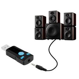 $enCountryForm.capitalKeyWord UK - Wireless Bluetooth Car Kit AUX Audio USB Bluetooth Receiver Adapter Mic SD MP3