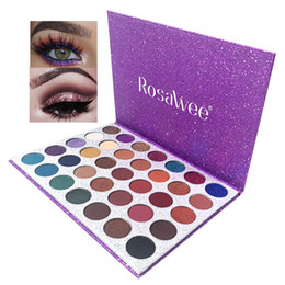 $enCountryForm.capitalKeyWord Canada - 35 colors matte pearl eye shadow glitter diamond sequins beauty eye shadow tray set beauty brighten cosmetic