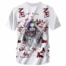 $enCountryForm.capitalKeyWord NZ - New Fashion Womens Mens Spring and summer new European and American 3D digital printing sport casual T-shirt KL001