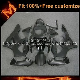 cbr929rr fairings Australia - 23colors8Gifts Injection mold black Body Kit motorcycle hull for HONDA CBR929RR 2000-2001 CBR 929 RR 00 01 ABS Plastic Fairing