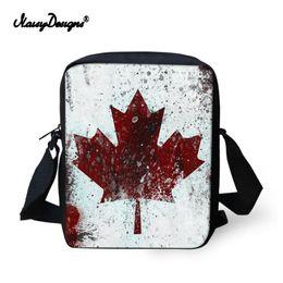 pretty girl handbags 2019 - Multicolor Female Children Girls Messenger Bags Pretty Style Maple Leaf Cross body Bag Mini Shoulder Bag Women Casual Ha