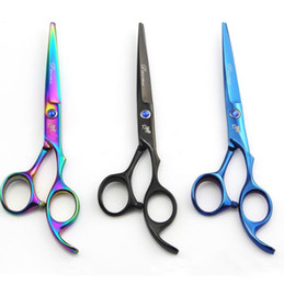 China Hairdressing Scissors Kit Coiffure Hair Cutting Scissor Professional Hair Scissors Hair Thinning Scissors Barber Salon Tools suppliers