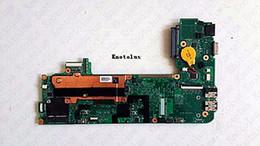 $enCountryForm.capitalKeyWord UK - 594804-001 for hp CQ10 MINI 110 laptop motherboard DDR2 Free Shipping 100% test ok