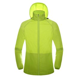 Chinese  New Mens Women Casual Jackets Windproof Ultra-light Jacket Men Army Windbreaker Quick Dry Skin Coat Fashion manufacturers