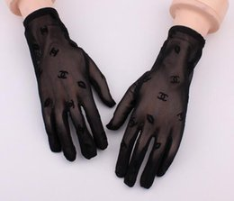 $enCountryForm.capitalKeyWord Australia - Fashion with lipstick patterns, summer sun protection for women driving gloves decorative gloves riding mittens