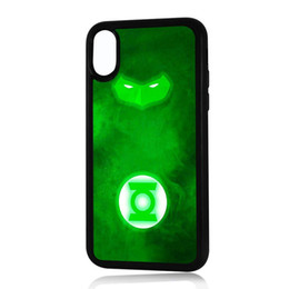 Chinese  Superhero Green Lantern Phone Case For Iphone 5c 5s 6s 6plus 6splus 7 7plus Samsung Galaxy S5 S6 S6ep S7 S7ep manufacturers