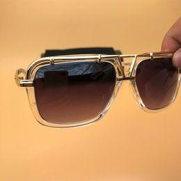 2642aff8d4d Cheap Metal Sunglasses Women Men Square Frame Eyeglasses Luxury Brand Clear  Eyewear Lunettes De Soleil 4019