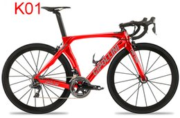 $enCountryForm.capitalKeyWord Canada - Cipollini RB1K ONE Bicycle Complete carbon road bike with 50mm carbon wheels original 5800 R8000 groupset Whole road bike free shipping