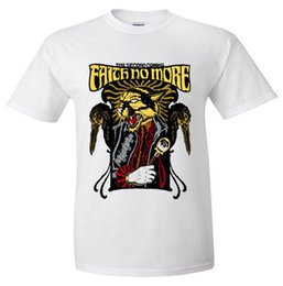 more anti UK - 2017 Fashion Faith No More The Second Coming Mike Patton Mr.bungle Fantomas 100% Cotton Short Sleeve
