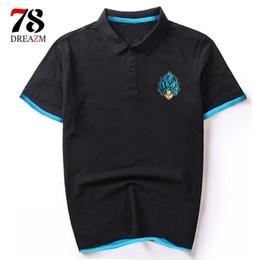 Sons Shirt Canada - T Shirt Men Summer Z super son goku funny t-shirt Cosplay anime vegeta DragonBall shirt male tshirt