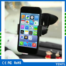 Wholesale YENTL Universal Degree Rotating Car Windshield Mount Stand Holder for Phone Windshield Mount Holder Stand Bracket Stand
