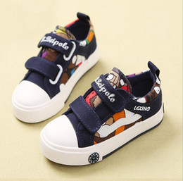 spring autumn child canvas shoes Australia - 2018 Spring Autumn Children Breathable Casual Canvas Shoes Boys Girls Shoes Fashion Sneakers Outdoor Sports Shoes For Kids Size24-37