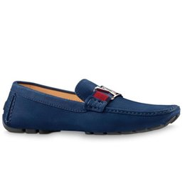 $enCountryForm.capitalKeyWord UK - vvtisks9 1A3Q40 MONTE CARLO LOAFER BLUE Men Moccasins Loafers Lace Ups Monk Straps Boots Slippers Drivers Sandals Slides Sneakers Dress Run