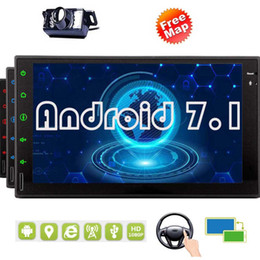 Discount android car control - Steering Wheel Control FM AM Radio 32GB ROM Five Touch Screen Eincar Android 7.1 Car Stereo MP3 Player Octa Core 2GB RAM