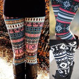 $enCountryForm.capitalKeyWord Canada - Women Autumn Winter Leggings Clothes Warm Slim Pants Exotic Casual Pants Christmas Snowflake Leggings