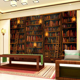 Discount Bookshelves Wallpaper