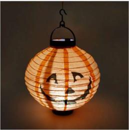 Diy paper lantern lamp online shopping diy paper lantern lamp for sale fengrise paper pumpkin lantern halloween decoration lantern led haloween decoration for home diy hanging lantern lamp supplies aloadofball Gallery