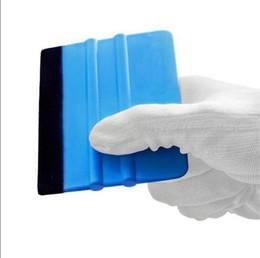 Großhandel Rakel Abziehbilder Werkzeuge 3M Filz Rand Abziehbilder Aufkleber pa-1 Vinylfolie Rakel Auto Wrap Applikator Werkzeuge Auto Vinyl Film Wrapping Werkzeuge HHA51