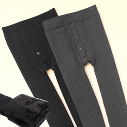 bamboo onesies 2019 - 2017 New Winter Men Thermal Underwear Soft Men's Bamboo Pants Long Johns Tight Underwear warm thickening leggings p