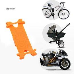 XC USHIO 4-6 inç Bisiklet Montaj Için Esnek Telefon Tutucu Cep Telefonu Tutucu Bisiklet Araç Mounts Standı Destek Navigasyon GPS