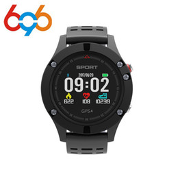 Discount smart watch altimeter - EnohpLX F5 GPS Smart watch Altimeter Barometer Thermometer 4.2 Smartwatch Wearable devices for iOS Android