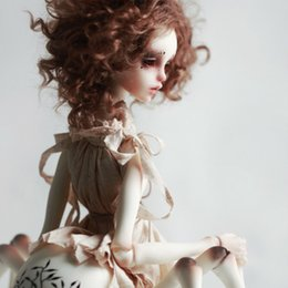 dc figures 2019 - Chateau Elizabeth spider human bjd doll stoy resin figures luts ai toy gift iplehouse DC cheap dc figures