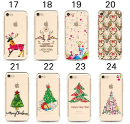 $enCountryForm.capitalKeyWord NZ - 3D Cartoon Christmas Tree Soft tpu Painted Case for iPhone X XS MAX XR 8 7 6 6s plus 5 5s se 5c Merry XMAX Dog Gifts Phone Shell Cover