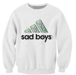 $enCountryForm.capitalKeyWord Australia - New Sad Boys Favorite Green Tea Crazy Printed 3d Hoodies Women Mens Sweatshirts Jumper Fashion Harajuku Style Streetwear Tops B70