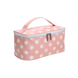 Chinese  Waterproof Women Cosmetic Bag Multifunction Organizer Portable Makeup Bags Travel Necessity Beauty Case Wash Pouch Accessories manufacturers