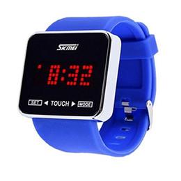 $enCountryForm.capitalKeyWord UK - Sport Watch, Ikevan SKMEI Touch Screen Digital LED Boys Girls Sport Wrist Watches