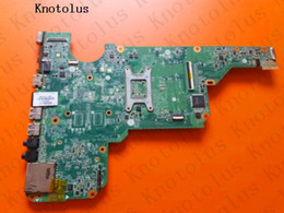 Discount motherboard for hp pavilion g6 - 697230-001 for HP Pavilion G4 G6 G6-2000 laptop motherboard ddr3 amd 697230-501 Free Shipping 100% test ok