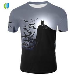 3d Printed T Shirts Canada - 2018 Summer T-shirt Men's 3D Printing Men's   Women's T-shirt Anime Street Fashion Funny Summer Tops Short Sleeve