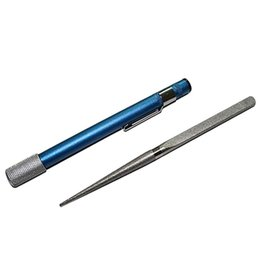 Chinese  Portable Professional Outdoor Diamond Sharpener Knife Sharpener Pen Hook Multipurpose For Kitchen Sharpener Tool Camping manufacturers