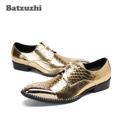 $enCountryForm.capitalKeyWord NZ - Men Party and Wedding Dress Shoes 2018 Italian Type Handmade Men's Shoes Luxury Genuine Leather Shoes Pointed Toe Zapatos Hombre , EU38-46