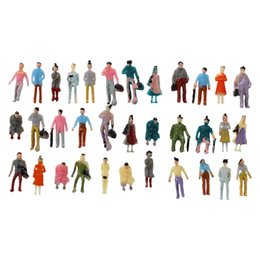 Scale Models Figures Online Shopping Mach Painted Model Train P Enger People Figures Scale