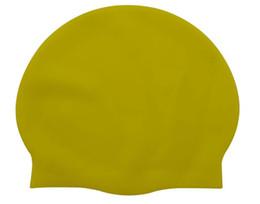 Venta al por mayor de enlace pagando vip buenos deportes gorras de natacion