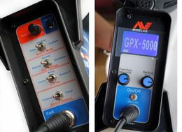 86034deaefc0 Detector de metales GPX 5000 mayorista-profesional Detector de oro GPX5000  Metal de tierra Buscador de oro Buscador gpx5000