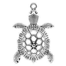 Shop antique turtle pendant uk antique turtle pendant free mjartoria 5pcs hollow turtle pendant carved antique vivid charms for jewelry making lovely diy necklaces pendants 57x39cm aloadofball Choice Image