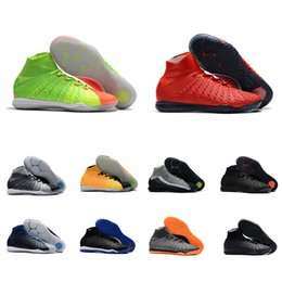 new styles 635bc 895a4 Indoor Soccer Shoes Hypervenom Red Online Shopping | Indoor ...