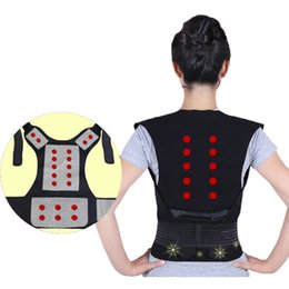 $enCountryForm.capitalKeyWord Canada - Tourmaline Heating Vest Back Waist Protector Magnetotherapy Multi-function Healthcare Health Lumbar Intervertebral Disc Painless