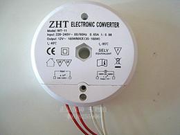 $enCountryForm.capitalKeyWord Canada - 220V 160W Electronic Transformer ZHT Circle Electronic Converter for Low Voltage Halogen Lamp Crystal Lamp Spotlight Chandelier