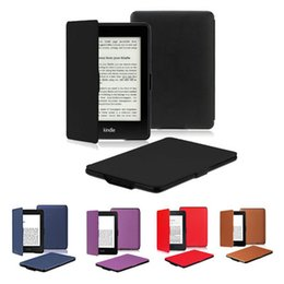 Shop Kindle Paperwhite Leather Cover Case UK | Kindle