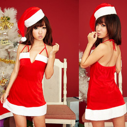 Wholesale women halloween costumes lingerie resale online - Christmas costumes Christmas lingerie manufacturers supply Halloween costumes Theme Costume