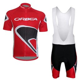 Discount orbea cycling jersey red - factory direct sale men cycling Jersey orbea summer breathable quick dry MTB Bike clothing racing bicycle sportswear 928