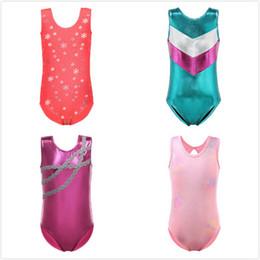 $enCountryForm.capitalKeyWord Australia - Summer Dress Ballet for Girls Kids Dancewear Sleeveless Ballet Costumes Gymnastics Leotards Toddler Girls Dancing Suit