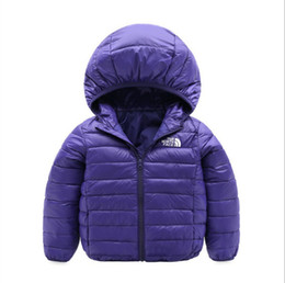 65a8d600b brand face north Baby Winter Jackets Light Kids White Duck Down Coat Baby  Jacket for Girls & Boys Parka Outerwear Hoodies Puffer Coat