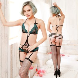 c926757b948 Fit Women Lingerie NZ - New Sexy Babydolls Sleepwear Women Erotic Lingerie  Sexy Lingerie Patchwork Hot
