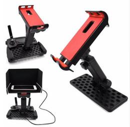 Dji holDer online shopping - Upgraded Dji Mavic Pro Spark Tablet Ipad Mount Holder Bracket for Mavic Pro DJI Spark Remote Controller