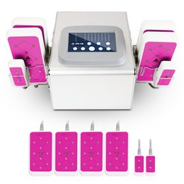 Small Fat Canada - Body Shape 220MW Weight loss Toning Slimming Fat Slim Spa Skin Lipo Laser 4big 2 Small pads machine